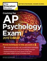 Cracking the AP. Psychology exam 2019