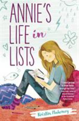 Annie's life in lists by Mahoney, Kristin,