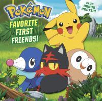 Favorite first friends!