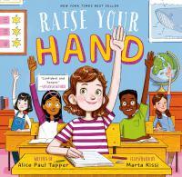 Raise your hand