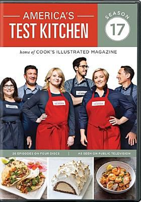 America's test kitchen.  Disc 4 Season 17,