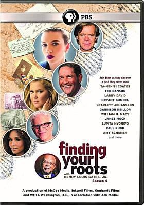Finding your roots. Season 4, Disc 3