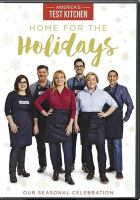 America's test kitchen. Home for the holidays