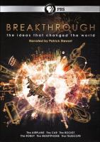 Breakthrough. The ideas that changed the world