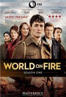 World on fire. Season 1, Disc 3.