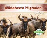 Wildebeest migration by Hansen, Grace,