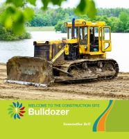 Bulldozer by Bell, Samantha,