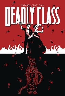Deadly Class 8 - Never Go Back