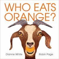 Who eats orange