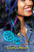 10 things I hate about Pinky by Menon, Sandhya,