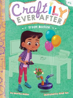 Dream machine by Maker, Martha,
