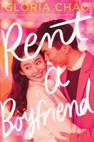 Rent a boyfriend by Chao, Gloria,