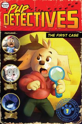 Pup Detectives 1