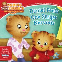 Daniel feels one stripe nervous