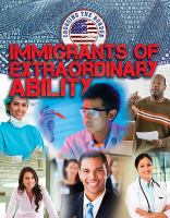 Immigrants of Extraordinary Ability