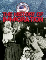 The History of Immigration