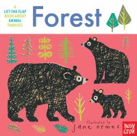 Forest : a lift-the-flap book about animal families
