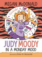 Judy Moody in a Monday mood