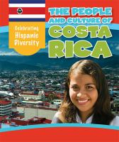The people and culture of Costa Rica by Vargas, Maxine,
