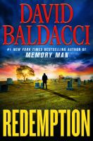 Redemption by Baldacci, David,
