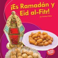 ¡Es Ramadán y Eid al-Fitr!