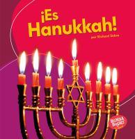 ¡Es Hanukkah!