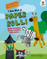 I am not a paper roll!