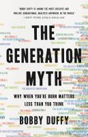 The Generation Myth