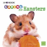 Caring for hamsters : a 4D book