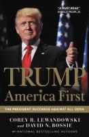 Trump - America First