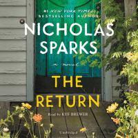 The return by Sparks, Nicholas,