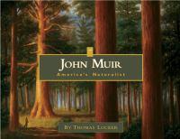 John Muir, America's Naturalist