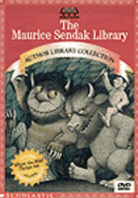 Maurice Sendak library : the nutshell kids ; Where the wild things are ; In the night kitchen.