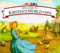Welcome to Kirsten's World, 1854
