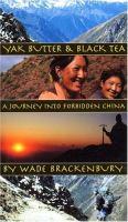 Yak Butter & Black Tea