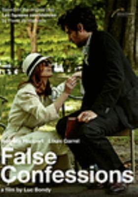 False confessions = Les fausses confidences