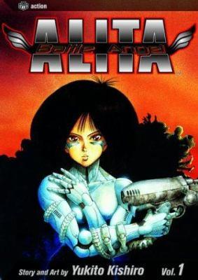 Battle Angel Alita, Vol. 01
