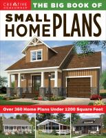 The big book of small home plans.