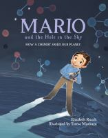 Mario and the hole in the sky : by Rusch, Elizabeth,