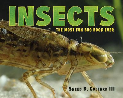 Insects : the most fun bug book ever