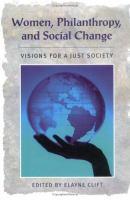 Women, Philanthropy, and Social Change