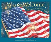 W is for welcome : a celebration of America's diversity
