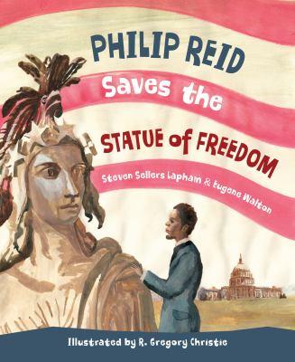 Philip Reid saves the statue of Freedom