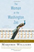The Woman at the Washington Zoo