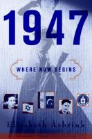 1947 : where now begins