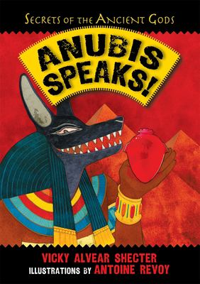 Anubis speaks! :