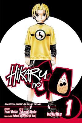 Hikaru No Go. Vol. 1, Descent of the Go Master