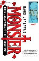 Naoki Urasawa's monster. Volume 1, Herr Dr. Tenma