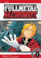 Fullmetal Alchemist. Vol. 01
