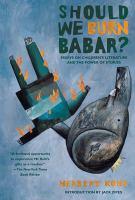 Should We Burn Babar?
